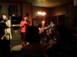 2011.11.26 ソーエンSawaさんライブ1