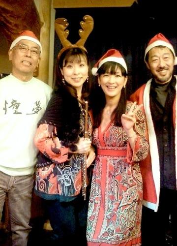 2011.12.18 井上ゆかりさんライブat 憧夢1'