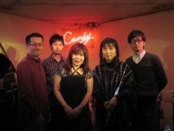 2012.1.8サムロマat Candyはくりゅうさん3