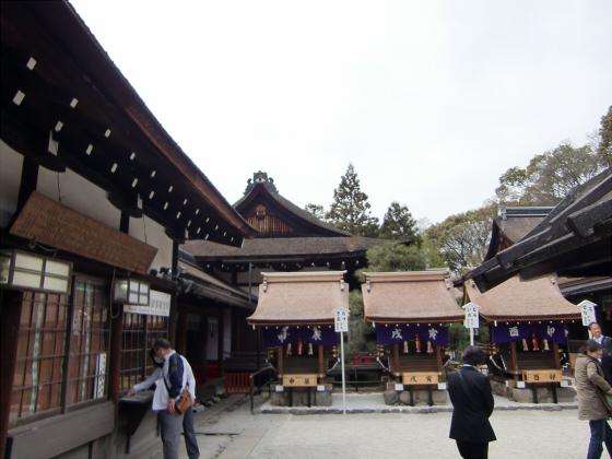京都の桜2012-下鴨神社11