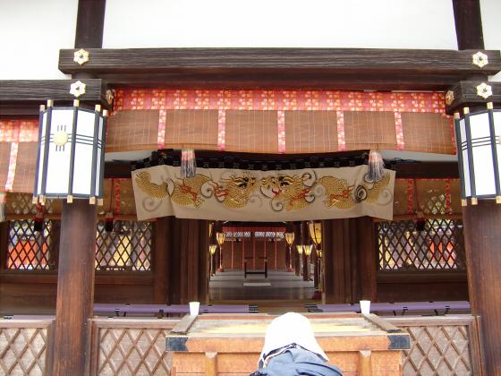 京都の桜2012-下鴨神社12