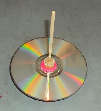 CDのコマ