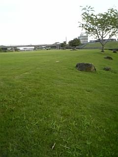 河川公園?
