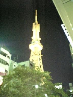 名古屋 テレビ塔