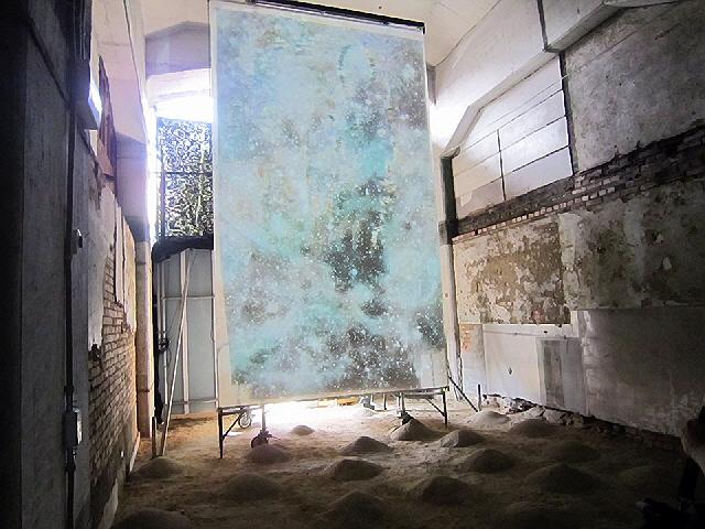 ビエンナーレ高架下アートプロジェクトに行ってきました♪(長いよ~)