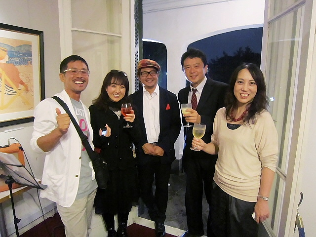 GLASS FACTORY神戸店 15周年パーティー♪