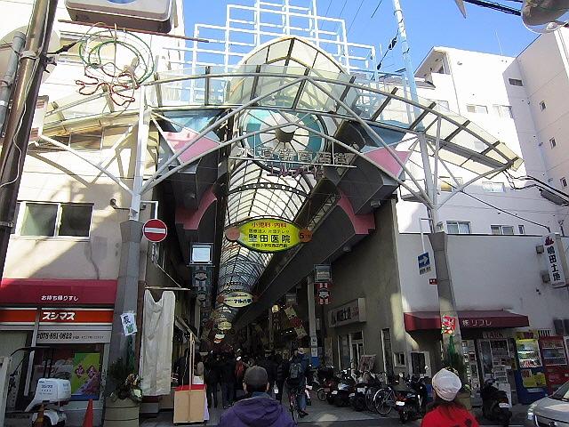 2011大晦日の商店街お買い物ウォーキング(^^♪