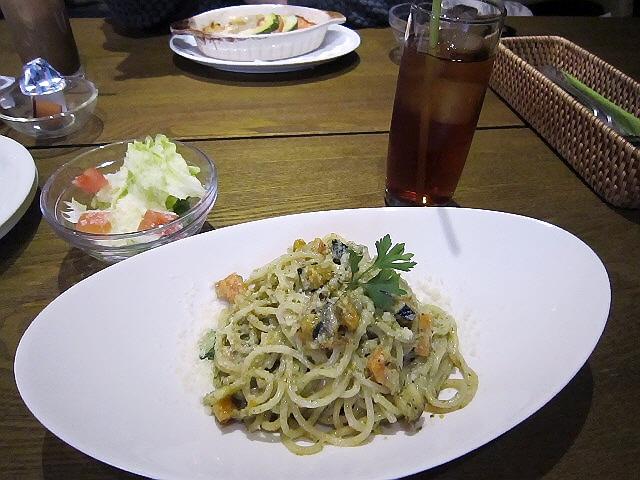 森林浴的昼飯於元町伊食堂♪