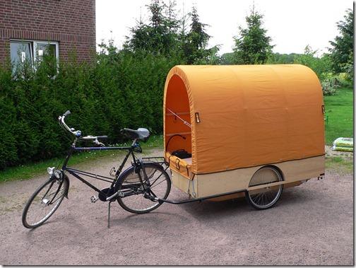 自転車キャンピングに行きたい(^^♪
