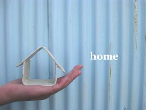「鉄の家:アンゴラホワイトVer.」