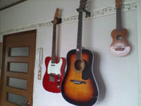 ギターかけ3