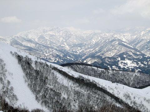 稗田山よりジャイアントコー