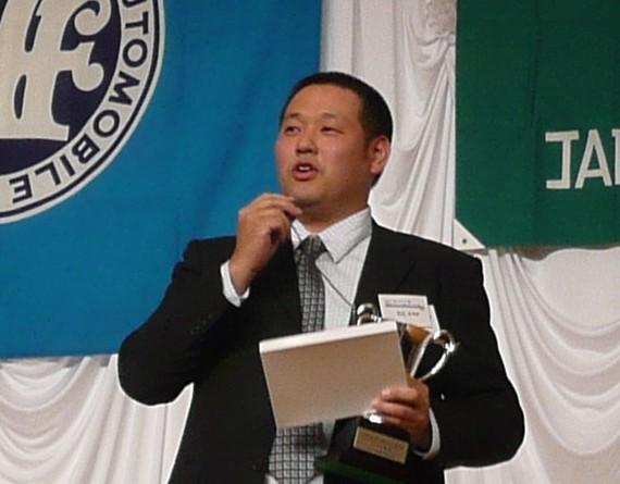 香川広報部長