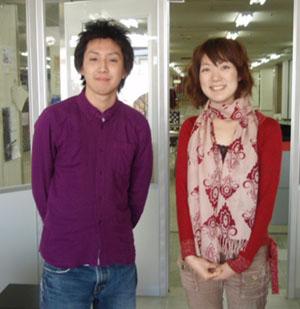 常松さんと石川さん