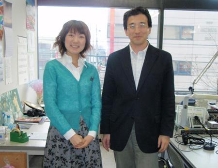 石川さんと中垣さん