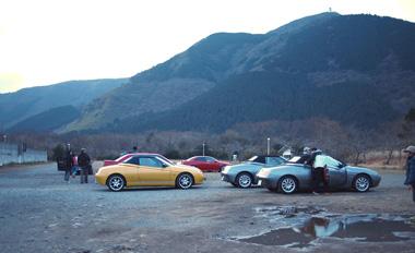 1128_9_箱根ドライブ_仙石原駐車場