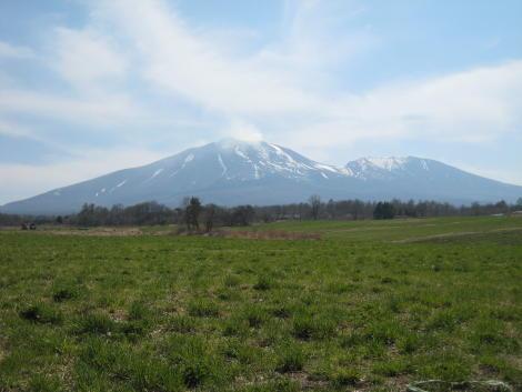 浅間山だ~