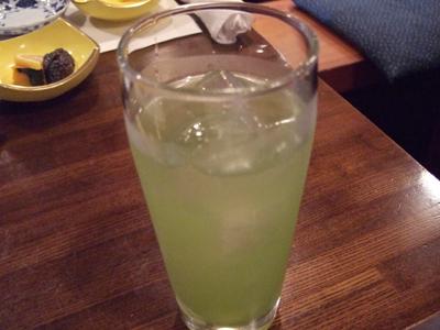 はせ茂,横浜,白楽,焼酎割り,緑茶割り,玄米緑茶割り,コウバシ茶,