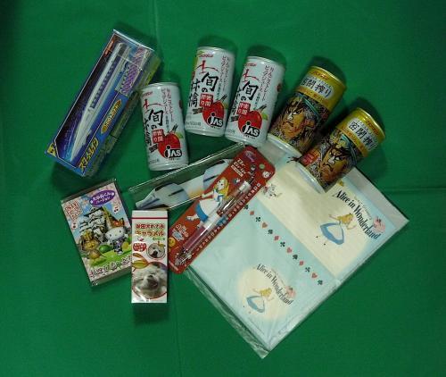 マキちゃんからの贈り物♪2011 -04