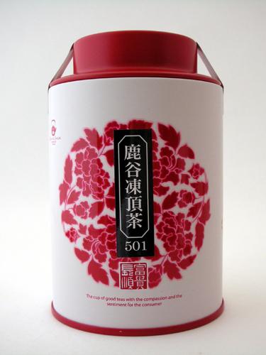 鹿谷凍頂茶