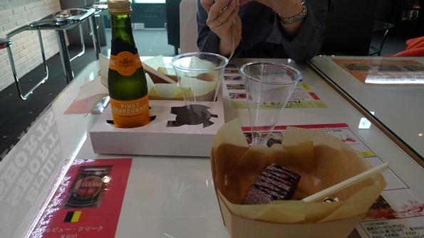 3.5シャンパン&デザート