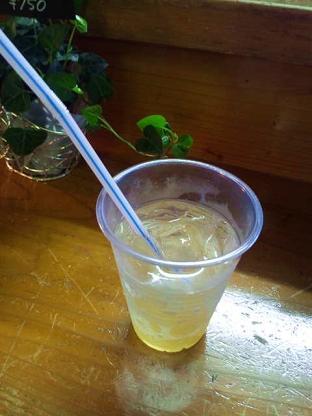 柚子ソーダ