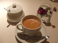 エノテカノリーオ ヴィオラ 食後のコーヒー