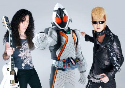 劇場版『仮面ライダー』、主題歌は「綾小路翔 VS マーティ・フリードマン」
