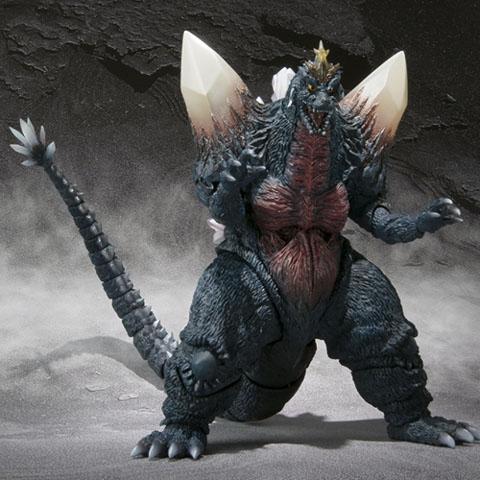 S.H.MonsterArts スペースゴジラ