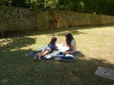 2011.7.28  フィレンツェの子供達 1