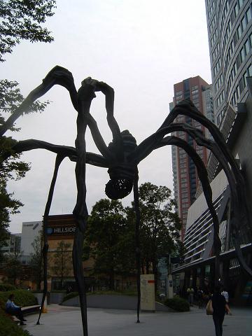 六本木ヒルズ 蜘蛛0003