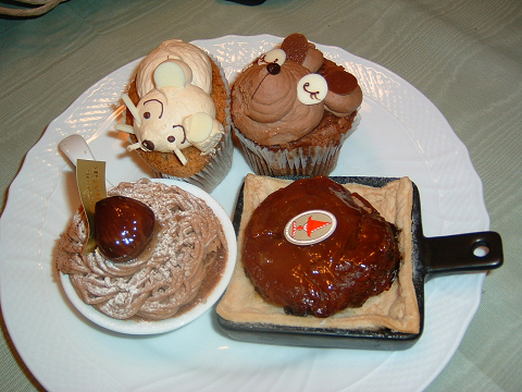 カップケーキ 0040001