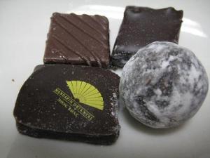 mandarin oriental chocolate