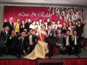 Eddys wedding