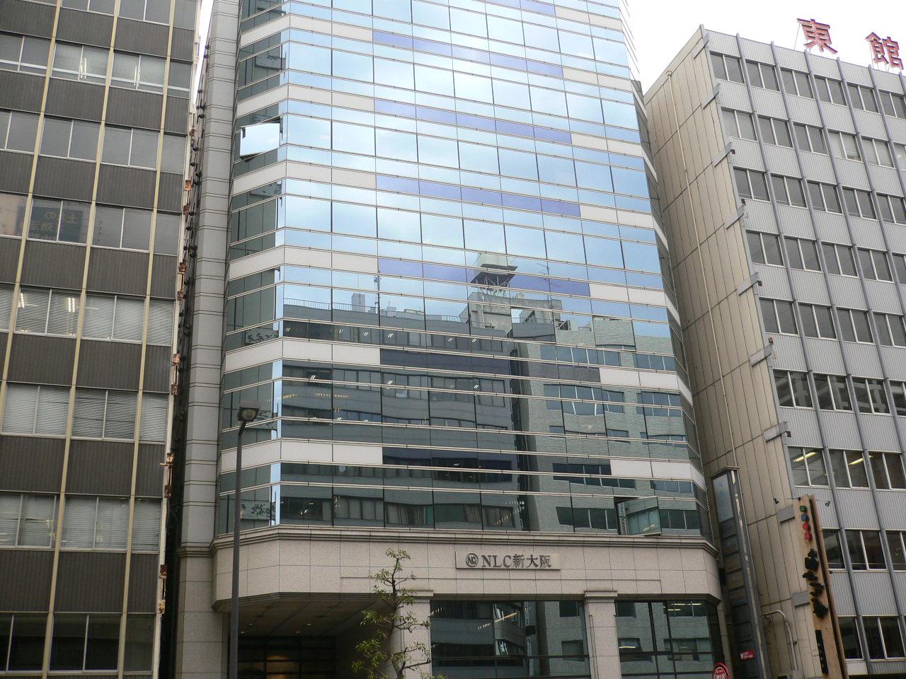 新大阪貸事務所・レンタルオフィス NLC新大阪ビル