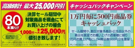 2011決算セール