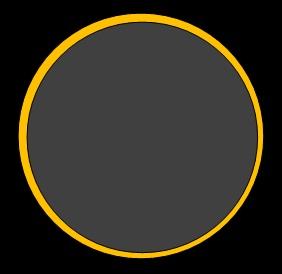 日食イメージ