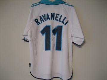 マルセイユ 98-99 #11 ravanelli#1