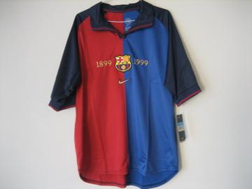 バルセロナ 100th#7フィーゴ#2