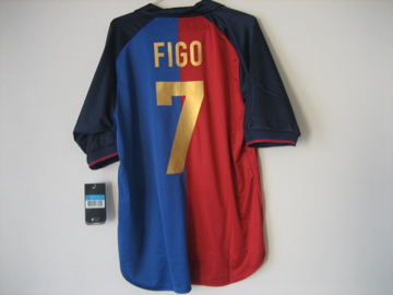 バルセロナ 100th#7フィーゴ#1