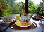チャンプハンホテル(朝食の写真)