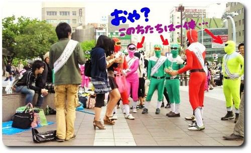 名古屋駅裏周辺3☆