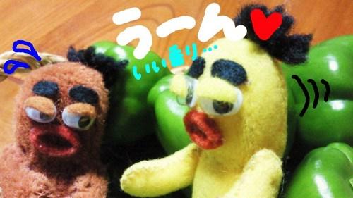 夏の収穫祭14☆