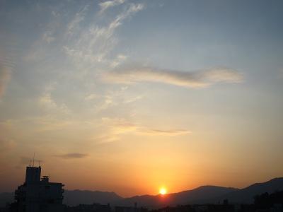 20110312_夕空