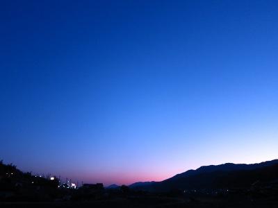 20110404_田舎の夕空