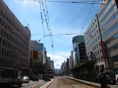 20110611_市内の線路