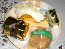 カスミのお菓子たち