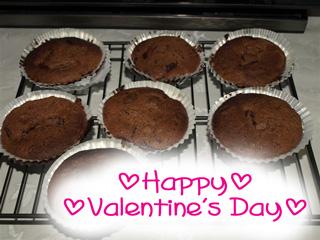 そして、今日はバレンタイン!
