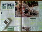 HOW TO KILL THE TIGER