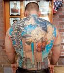 9/11の刺青